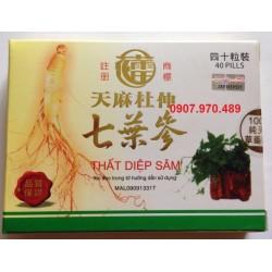 Thất Diệp Sâm Thuốc trị bệnh khớp từ thảo dược