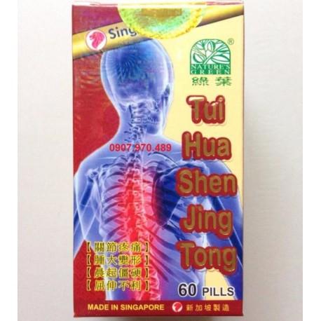 Tui Hua Sheng Jing Tong (Thoái Hóa Thần Kinh Thống) chuyên trị bệnh xương khớp