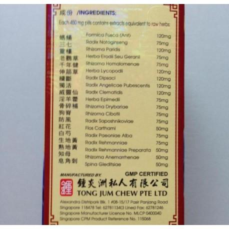 Tui Hua Sheng Jing Tong (Thoái Hóa Thần Kinh Thống)