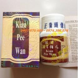 Kian Pee Wan Kiện Tỳ Khai Bổ Vị Hoàn tăng cân an toàn