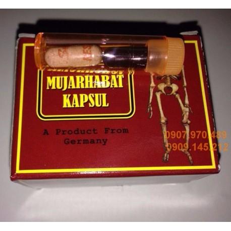 Thuốc Mujarhabat Kapsul chữa xương khớp