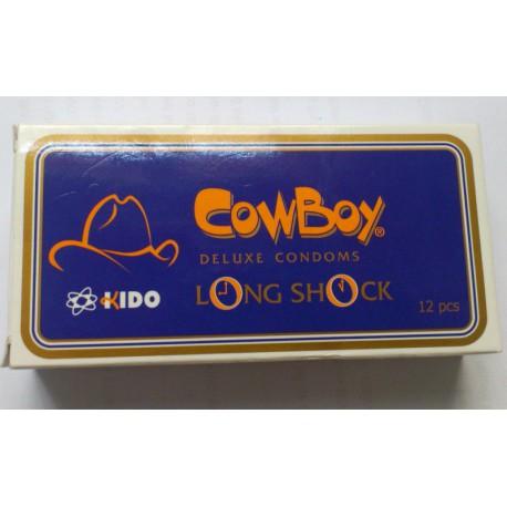 Bao Cao Su Cowboy Longshock