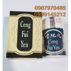 Viên Tăng Cân Ceng Fui Yen hỗ trợ tăng cân hiệu quả