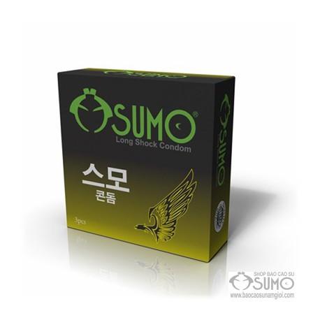 Bao Cao Su Sumo Longshock (hộp nhỏ)