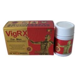 Thuốc cương dương VigRx cho người cao huyết áp